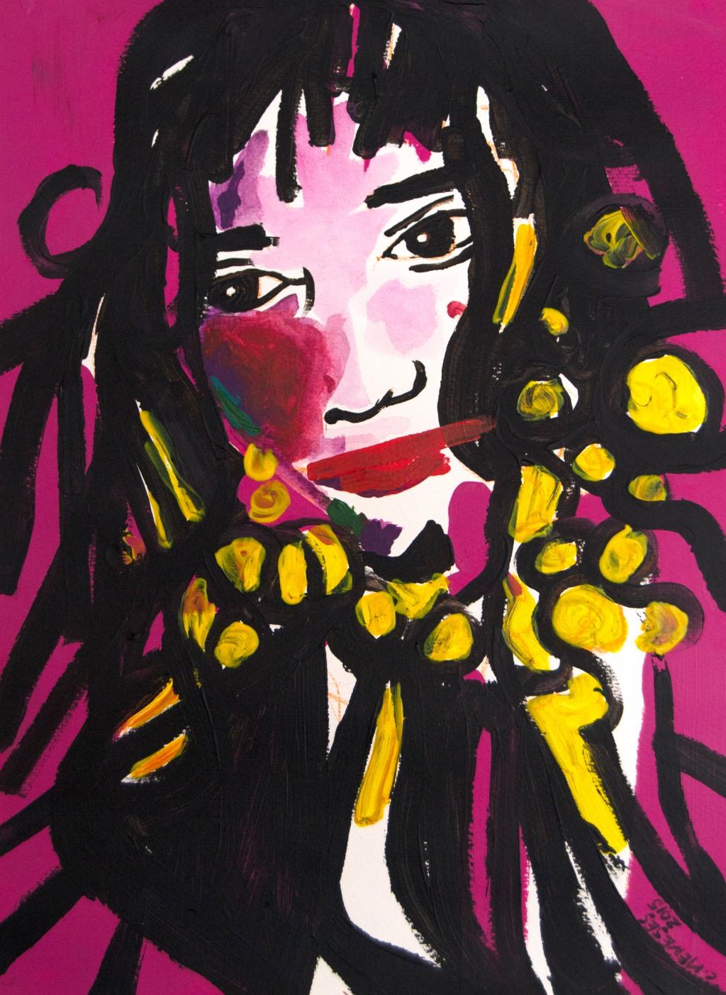 Mujer II